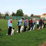 Celoslovenská súťaž stredných škôl vo výcviku psov
