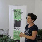 Floristický seminár pre pedagógov v Rakoviciach