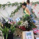 Floristický festival Bugnara 2014