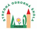 Logo Stredná odborná škola Pruské